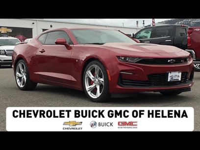 New 2020 Chevrolet Camaro SS Coupe w/ 2SS - 525053842