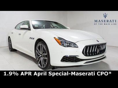 Certified 2019 Maserati Quattroporte S GranLusso Q4 - 541523754
