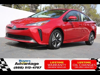 Certified 2019 Toyota Prius - 546518826