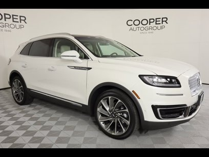 New 2020 Lincoln Nautilus FWD Reserve - 535753420