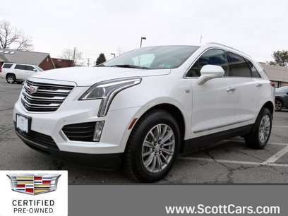 Certified 2017 Cadillac XT5 AWD Luxury - 538892599