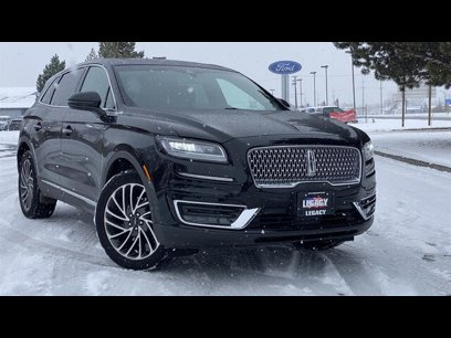 Used 2019 Lincoln Nautilus AWD Reserve - 540908758