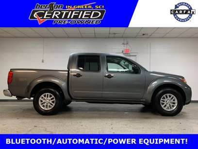 Used 2018 Nissan Frontier SV - 567696075