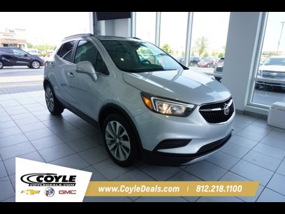 Certified 2017 Buick Encore FWD Preferred - 559011876