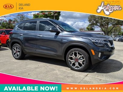 New 2021 Kia Seltos AWD SX w/ Sunroof Package - 547761898