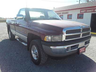 Used 1996 Dodge Ram 1500 Truck 4x4 Regular Cab - 567261302