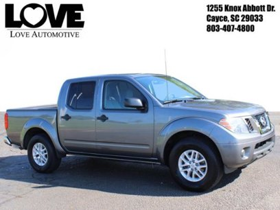 Used 2019 Nissan Frontier SV - 564625491