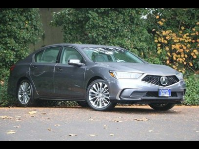 New 2020 Acura RLX w/ Technology Package - 535857108