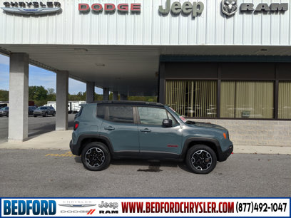 Used 2016 Jeep Renegade 4WD Trailhawk - 530067597