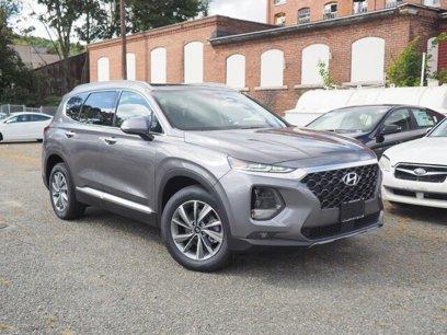 New 2020 Hyundai Santa Fe AWD SEL - 528152136