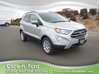 New 2019 Ford EcoSport 4WD SE - 518330252