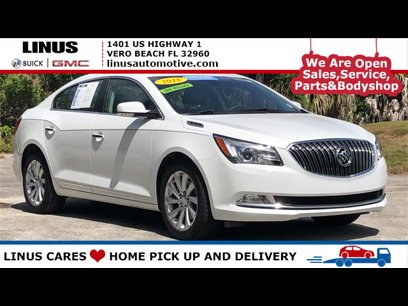 Certified 2016 Buick LaCrosse Leather - 541449636