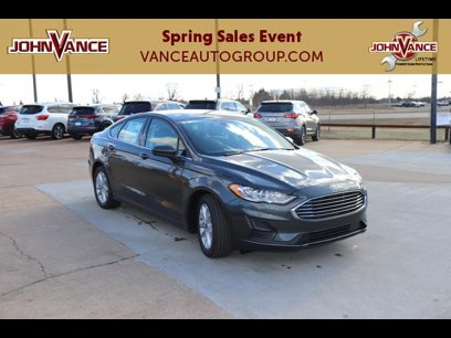 New 2020 Ford Fusion SE - 541390638