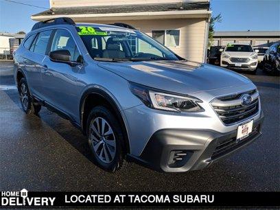 Certified 2020 Subaru Outback 2.5i - 566521655