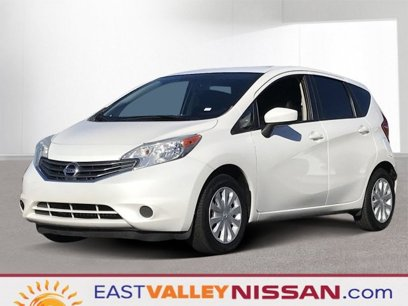 Used 2015 Nissan Versa Note SV - 541150056
