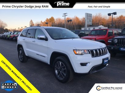 Certified 2019 Jeep Grand Cherokee Limited - 542561836