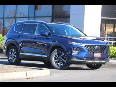 New 2020 Hyundai Santa Fe AWD SEL w/ Convenience Package - 569311382