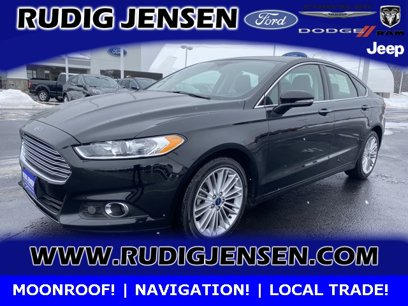 Used 2016 Ford Fusion SE - 530614261