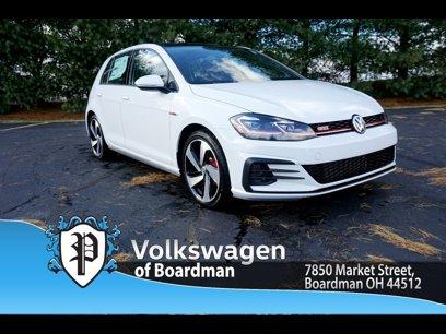 New 2019 Volkswagen GTI SE - 538689371