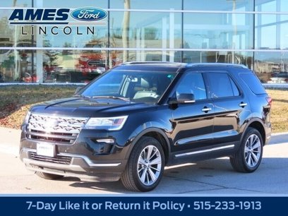 Used 2019 Ford Explorer 4WD Limited - 536178782
