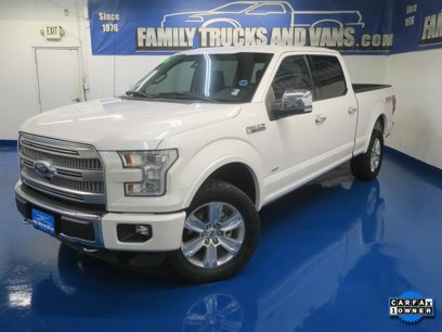 Used 2016 Ford F150 4x4 SuperCrew - 515356978