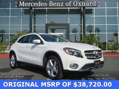 Certified 2019 Mercedes-Benz GLA 250 4MATIC - 541145133