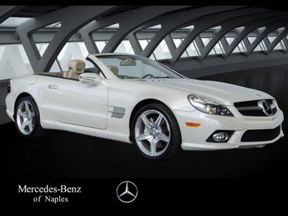 Used 2011 Mercedes-Benz SL 550 - 547118784