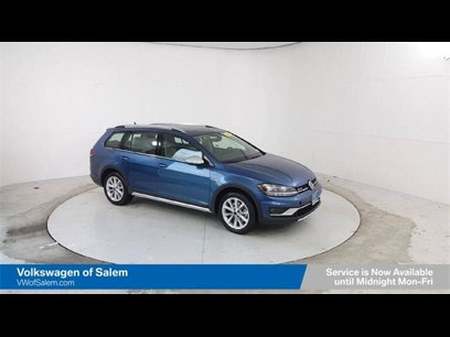 New 2019 Volkswagen Golf Alltrack - 541389025