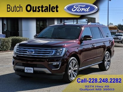 New 2020 Ford Expedition 2WD Limited - 534024581