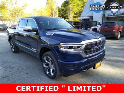 Used 2019 RAM 1500 Laramie Limited - 528330052