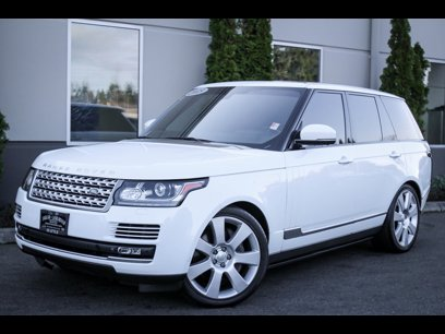 Used 2015 Land Rover Range Rover Autobiography - 536503433