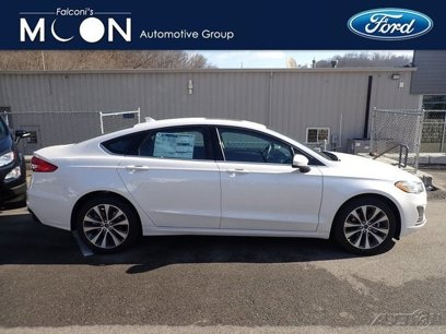 New 2020 Ford Fusion SE AWD - 544393727