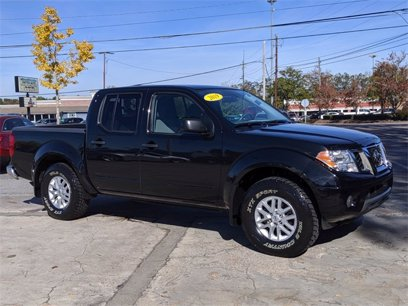 Used 2019 Nissan Frontier SV - 568602666