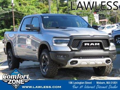 New 2020 RAM 1500 4x4 Crew Cab Rebel - 530856306