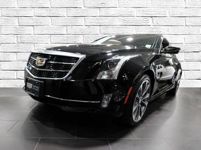 Certified 2017 Cadillac ATS 2.0T Luxury AWD Coupe - 545084947
