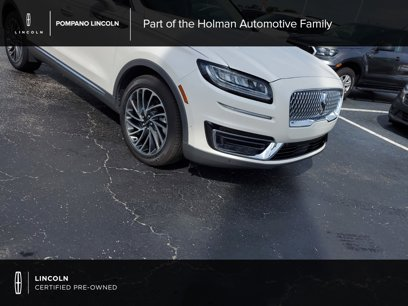 Certified 2019 Lincoln Nautilus FWD Reserve - 563770746