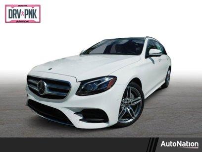 New 2019 Mercedes-Benz E 450 4MATIC Wagon - 496139931