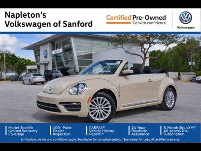 Certified 2019 Volkswagen Beetle 2.0T Final Edition SE - 546300135