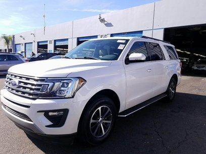 Certified 2019 Ford Expedition Max 2WD XLT - 544167727