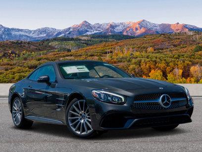 New 2019 Mercedes-Benz SL 550 - 521174019