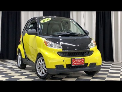Used 2008 smart fortwo pure Coupe - 535637883