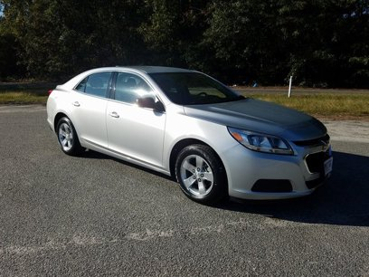 Used 2016 Chevrolet Malibu Limited LS - 526112298
