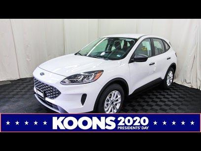 New 2020 Ford Escape FWD S - 538028520