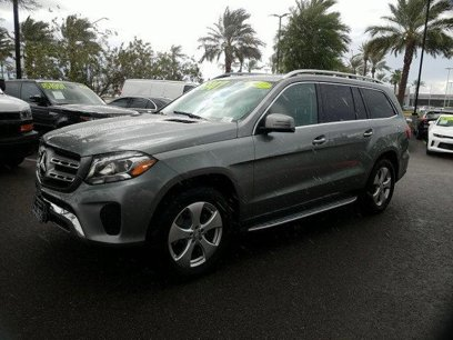 Used 2017 Mercedes-Benz GLS 450 4MATIC - 526055777