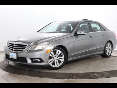 Used 2011 Mercedes-Benz E 350 4MATIC Sedan - 538187250