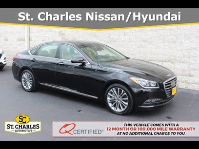 Certified 2016 Hyundai Genesis 3.8 - 523071381