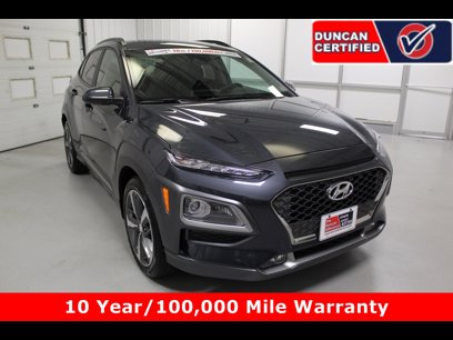 Certified 2019 Hyundai Kona AWD Limited - 542982986
