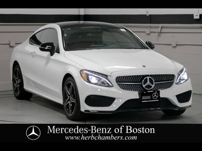 Certified 2018 Mercedes-Benz C 300 4MATIC Coupe - 544173083