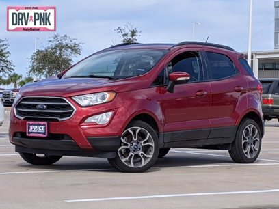 Used 2018 Ford EcoSport FWD SE - 569860855