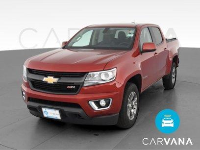 Used 2016 Chevrolet Colorado 4x4 Crew Cab Z71 - 570126549